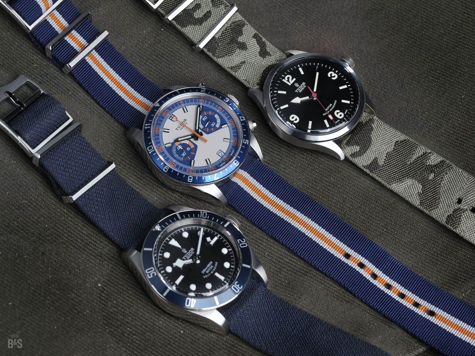 B&S Tudor Triple Power 2