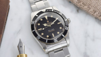 The Rolex Submariner Reference 5508