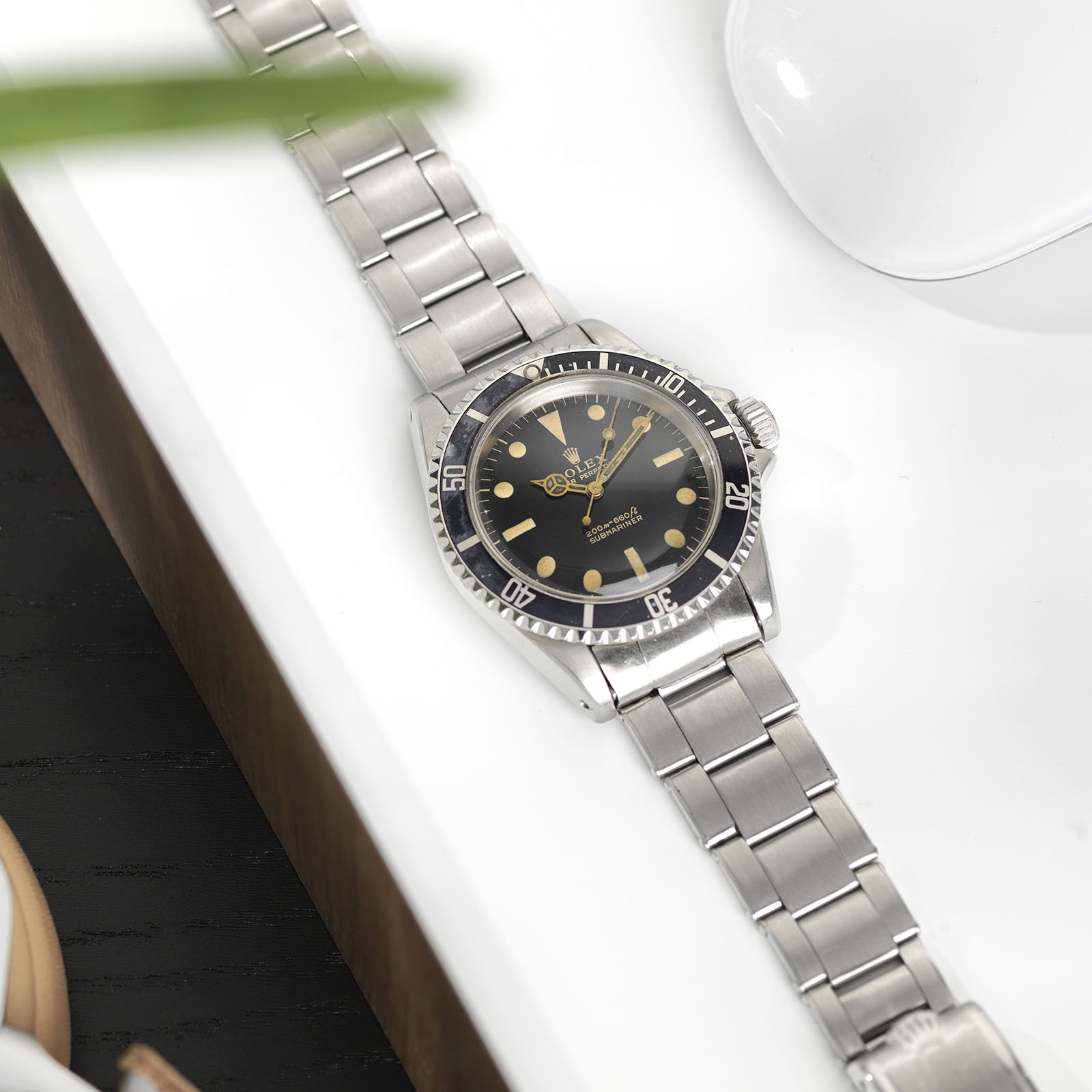 The South Pacific Rolex 5513