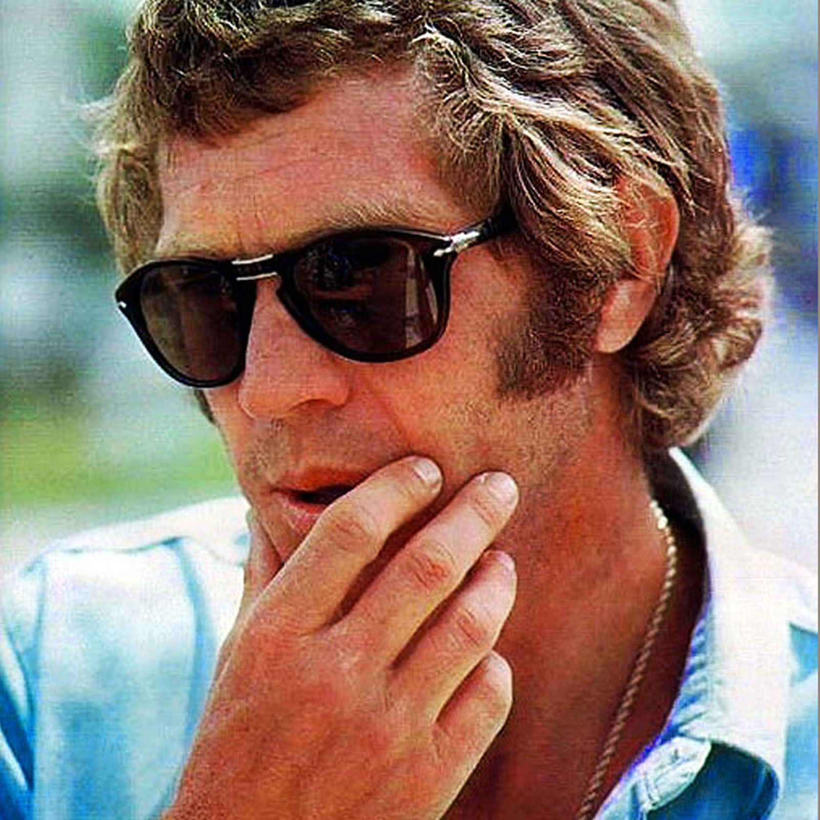 STEVE MCQUEEN – PERSOL POSTER BOY - Bulang and Sons 24b112bd02fe