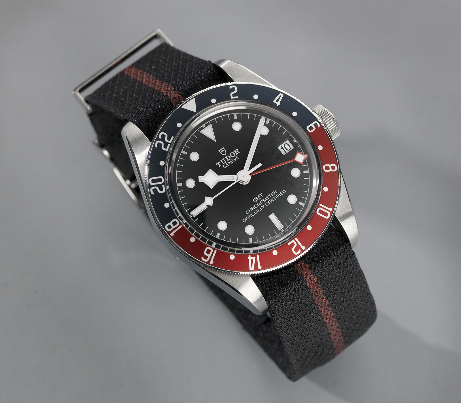Tudor Black Bay GMT review at Bulang and Sons. Fine watches and style for watch lovers.
