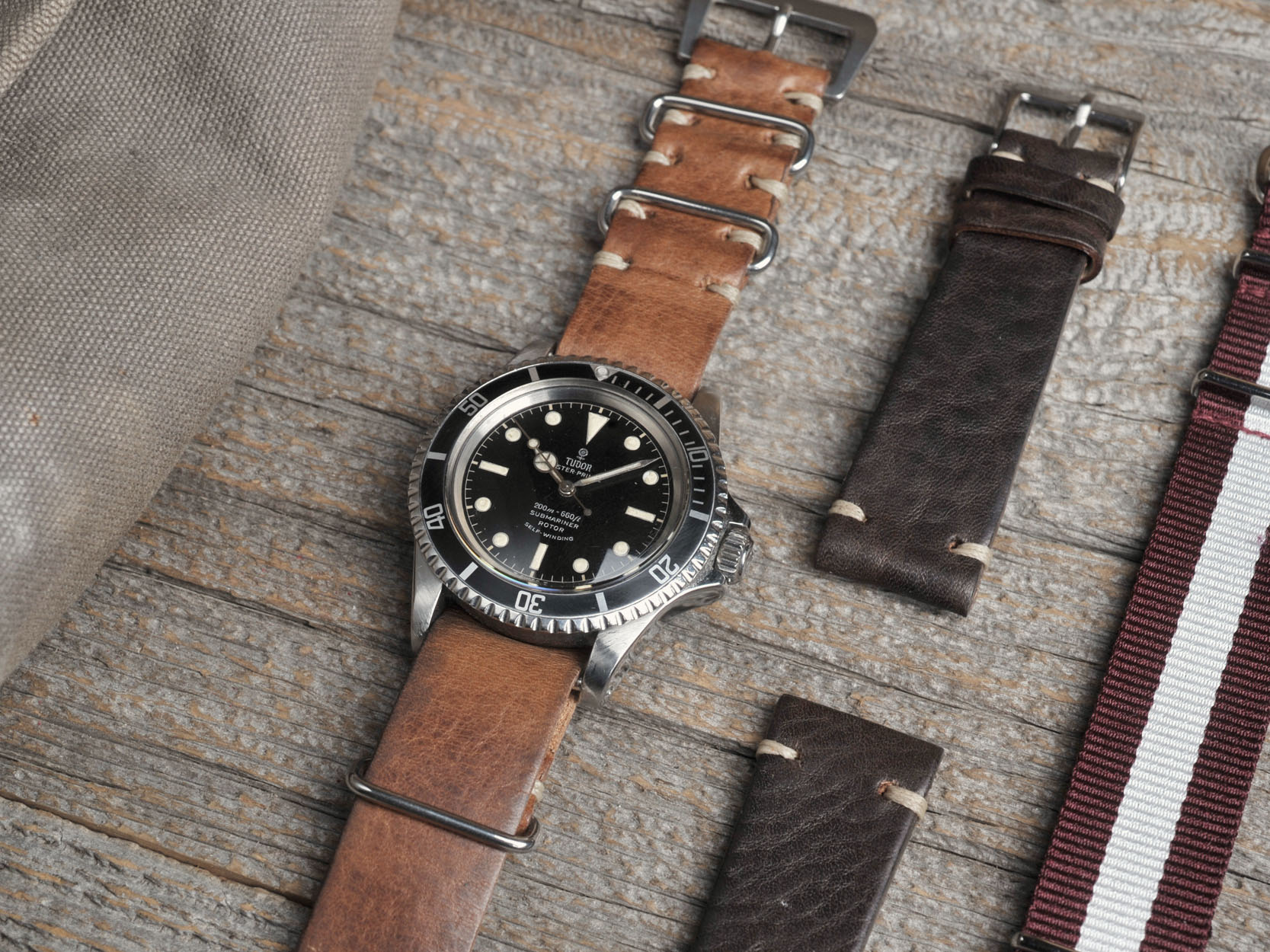 B&S Tudor W-23 7928 Ross 12