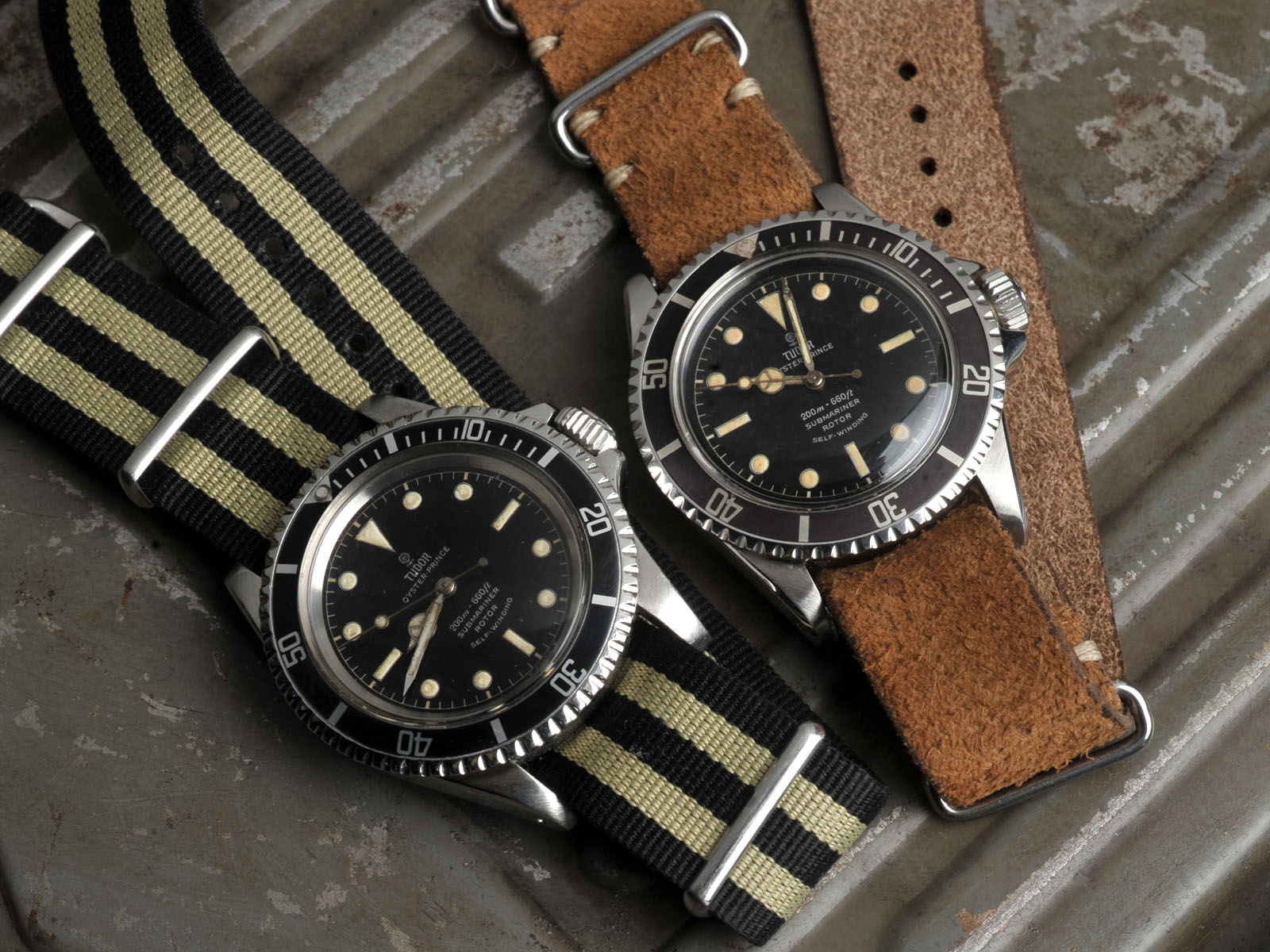 Tudor Power DUO 01