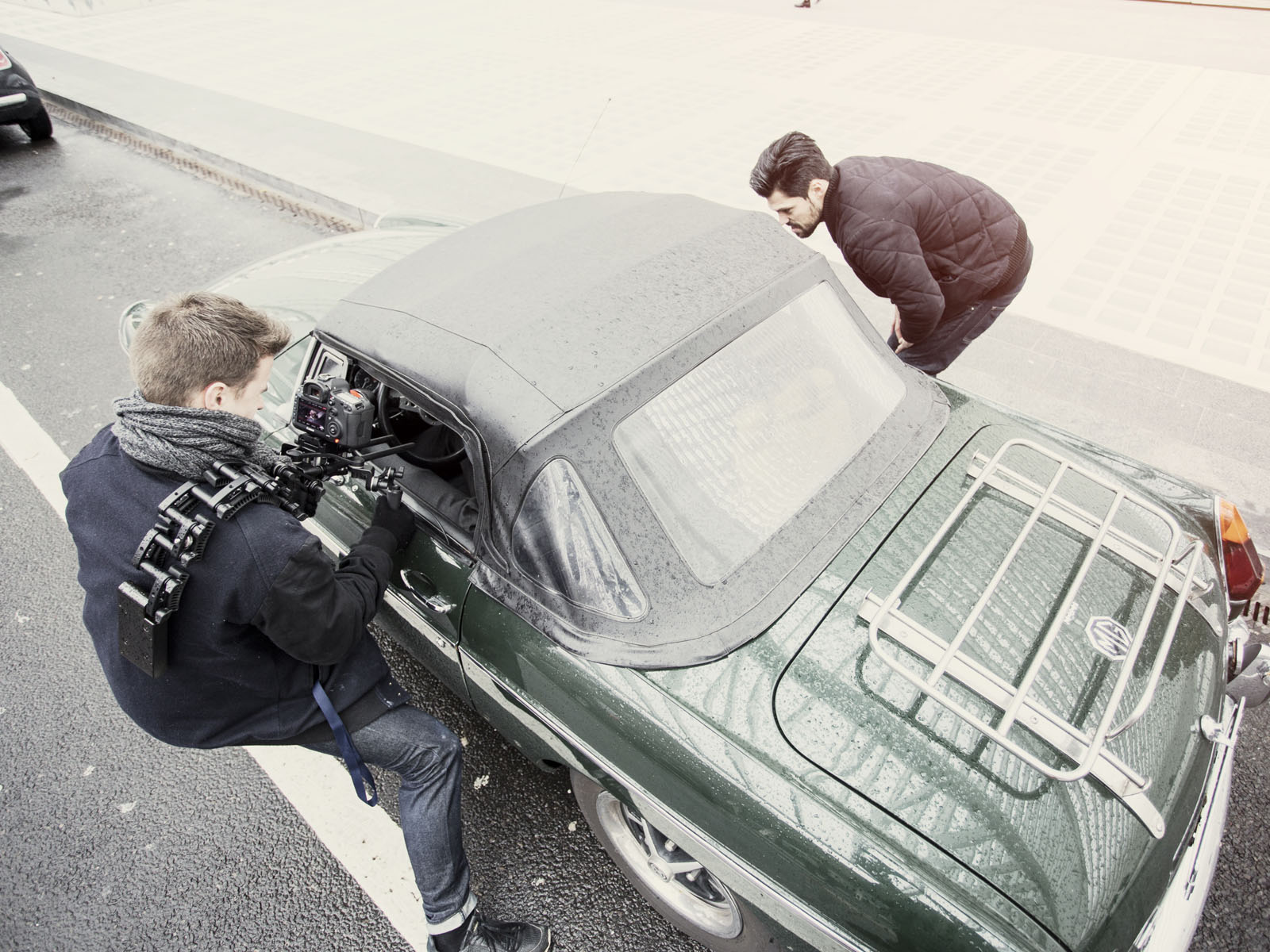 The Making Off 'The B&S Campaign'