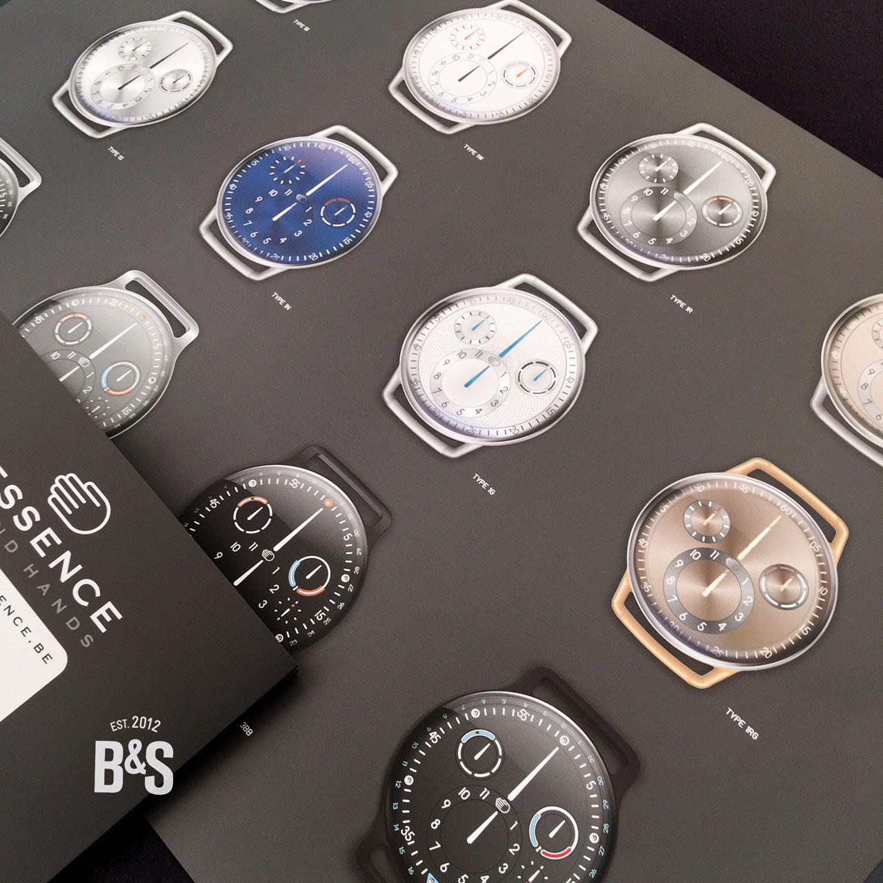 Baselworld 2015 B&S magazine