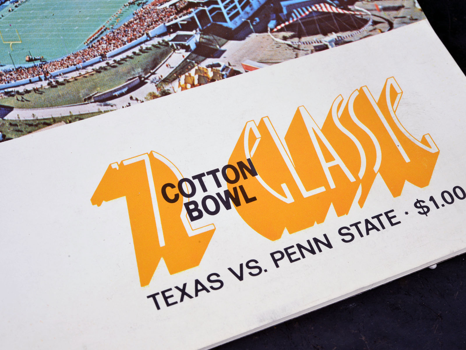 B&S W-139 Tudor Cotton Bowl 12