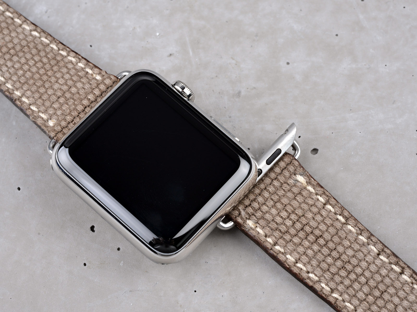 B&S Apple Watch Strap Connector Set 42 mm