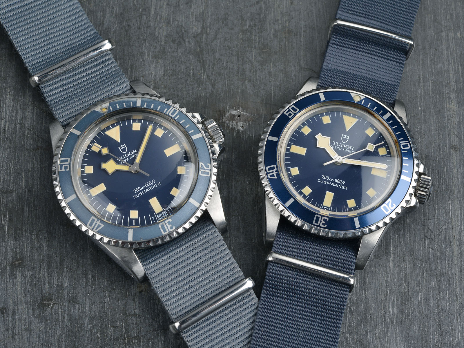 Tudor MN Snowflake 1979 and 1980 Marine Nationale