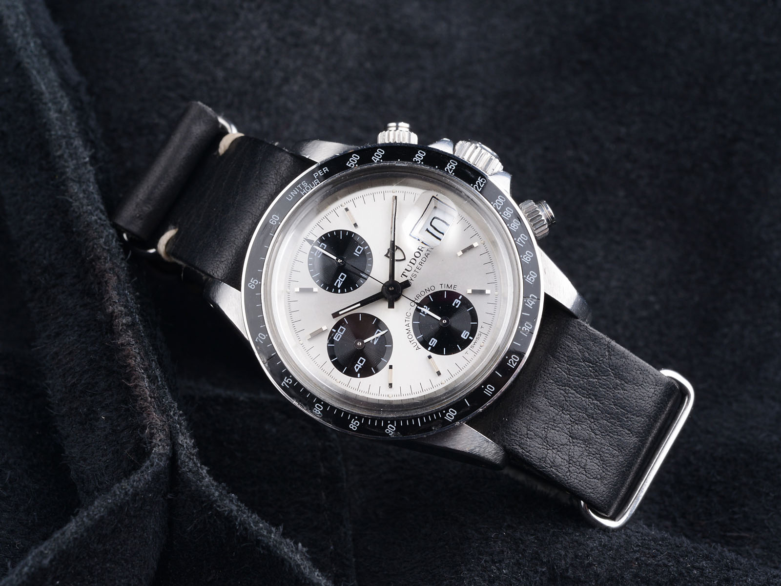 B&S W-121 Tudor 79160 Chrono 6:15 18