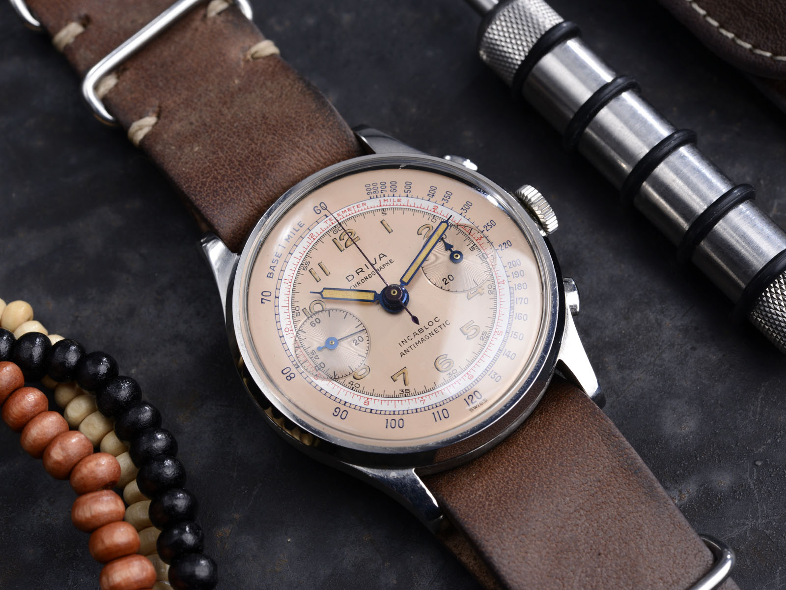 B&S W-98 Driva Chrono 3:15 01