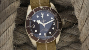 The Tudor Black Bay Bronze - A Golden Era...