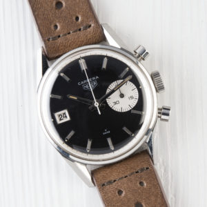 Spot On - The Heuer Carrera Dato 3147