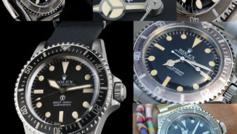 The Mk1 Maxi 5513 Submariner