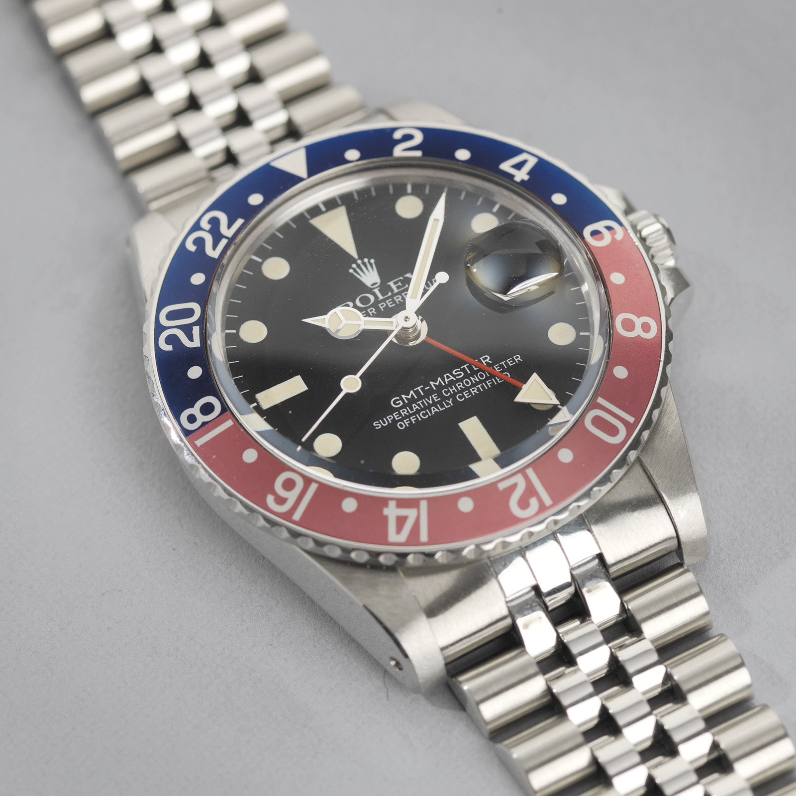 Style Up - Rolex 1675 GMT Master