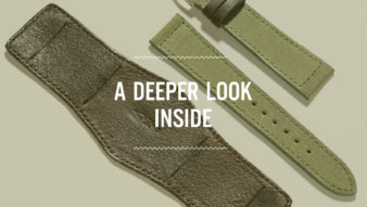 Bulang and Sons M65 Collection of customized vintage M-65 Field Jackets and up cycled watch straps in real leather.