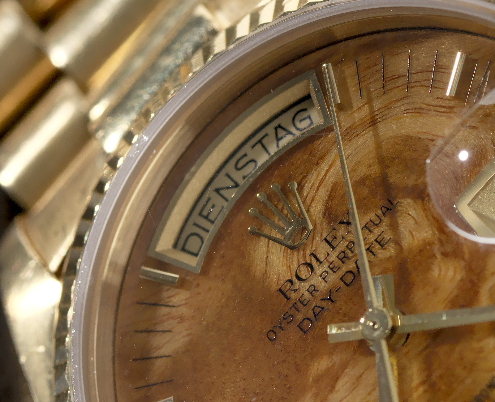 The Rolex Day-Date - King of Versatility