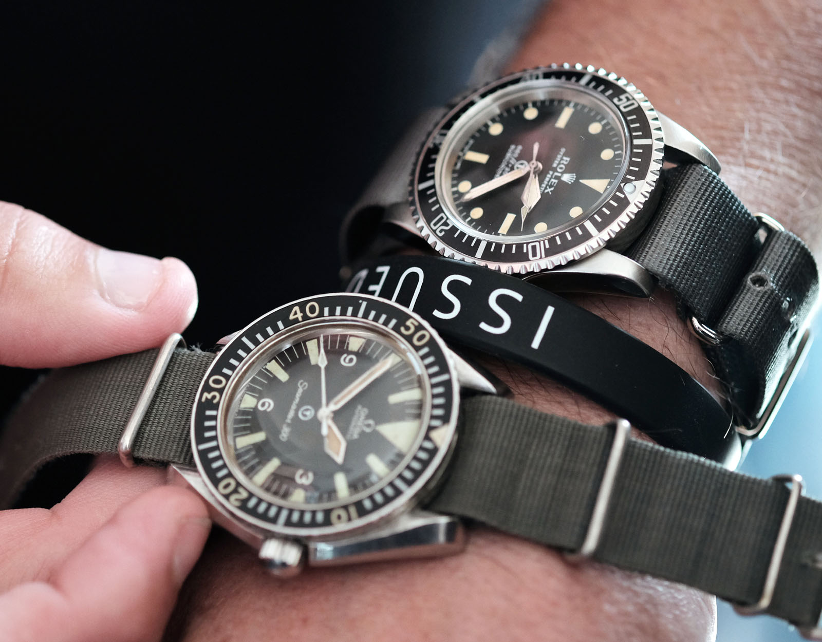 Issued 3 Meeting - A Celebration of Tool watches and Friendships
