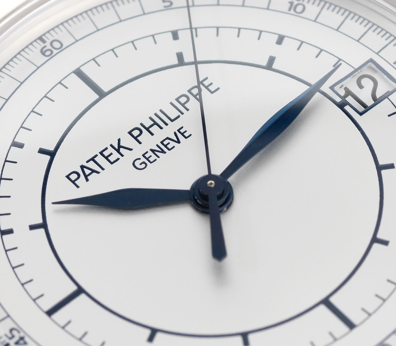 Spot On - Patek Philippe Calatrava 5296G-001