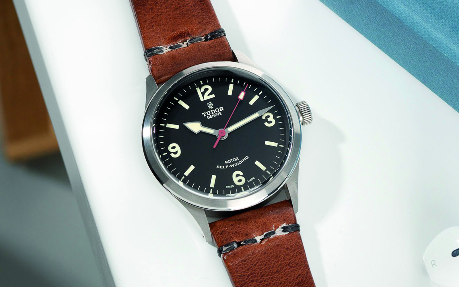faebe61b850 We have curated a selection of our 22mm straps that we feel make this Ranger  Rock. Buckle strap or nato-style, the Ranger will have a flavour for you!