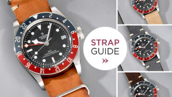 Bulang and Sons Strap Guide Tudor Black Bay GMT