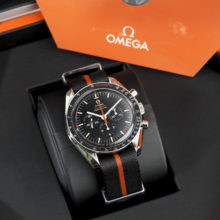The Omega Ultraman Speedmaster ST2 Edition