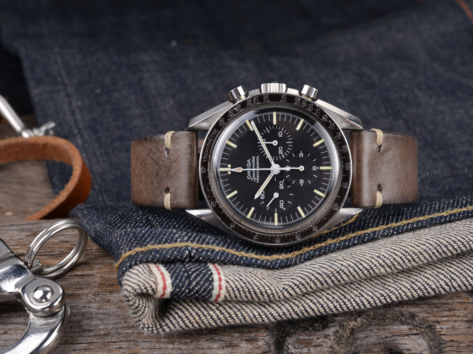 Conversation Time - Andrew H Omega 105.003 Speedmaster Pulsation