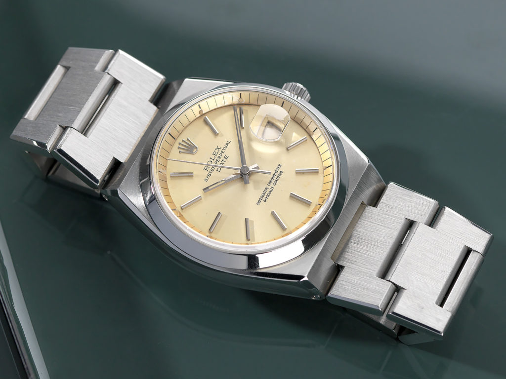 Conversation Time: Mr G, The Genta Collector, Rolex 1530 Date at Bulang and Sons