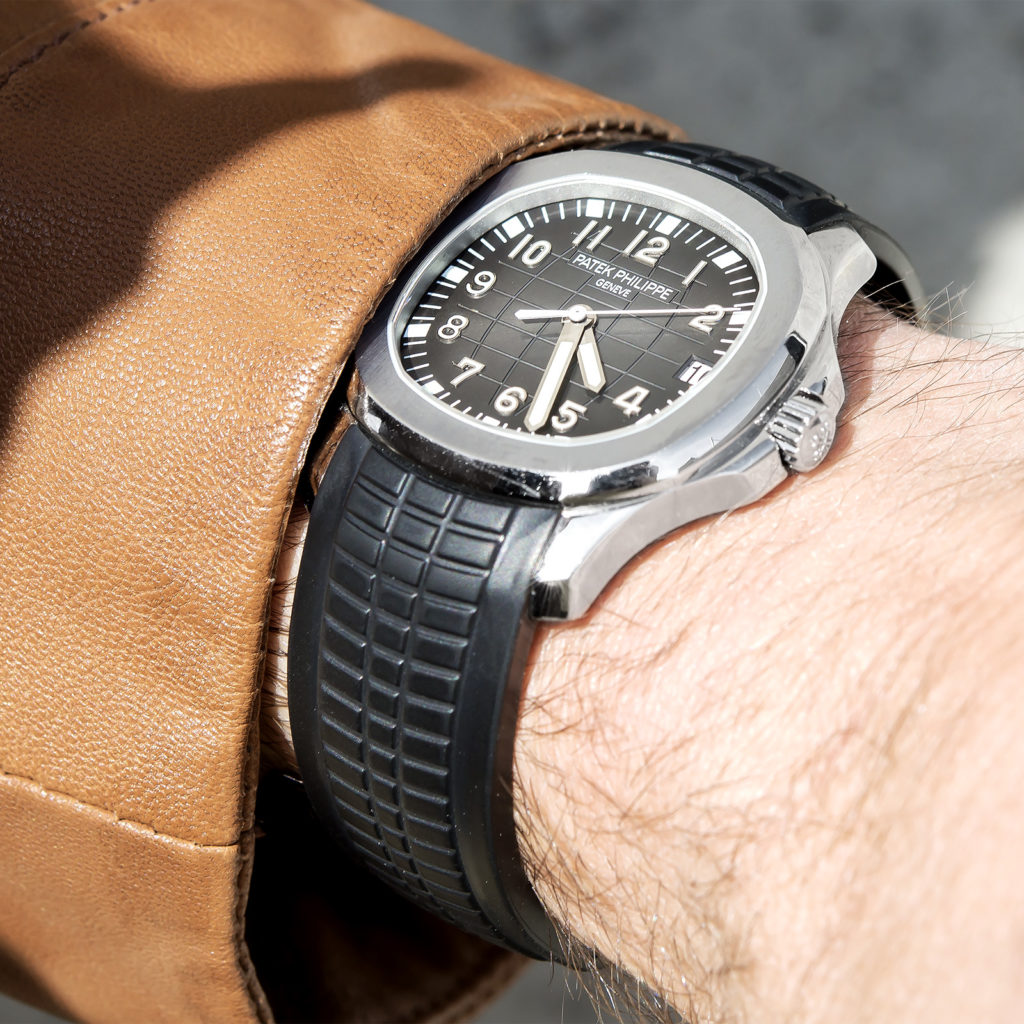Conversation Time: Mr G, The Genta Collector, Patek 5167 at Bulang and Sons