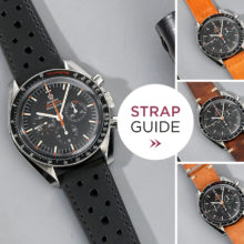 Bulang and Sons Strap Guide Speedmaster Ultraman