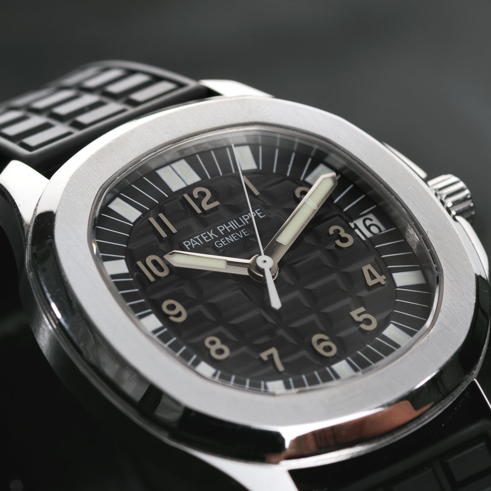 Spot On - Patek Philippe Aquanaut 5065