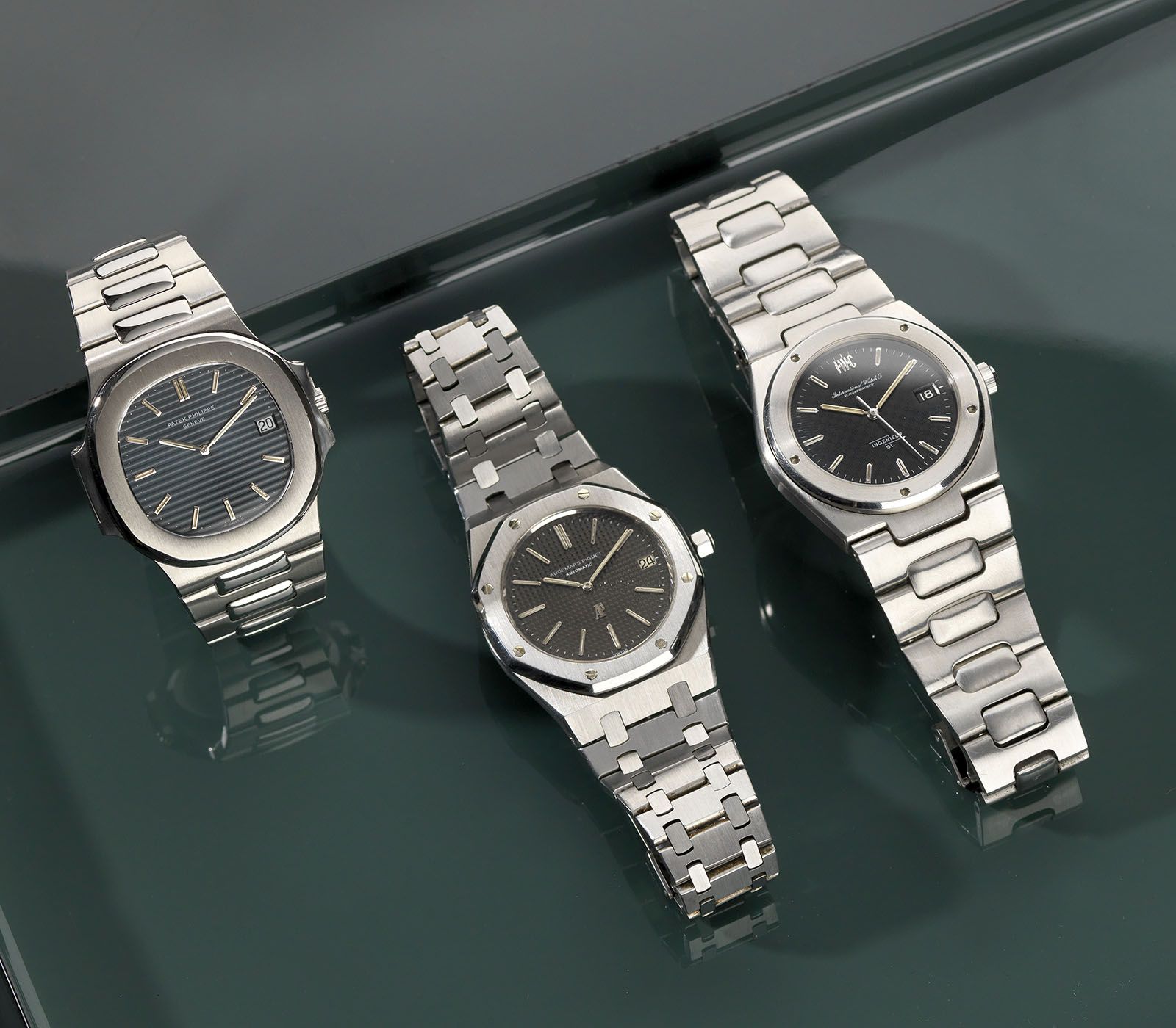 Conversation Time: Mr G, The Genta Collector, Audemars Piguet Royal Oak A Series, Patek 3700 Nautilus, IWC Ingenieur