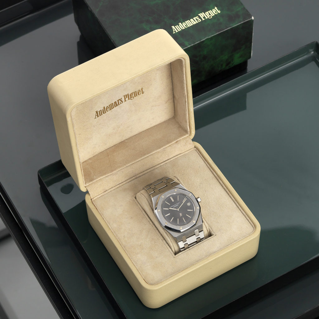 Conversation Time: Mr G, The Genta Collector, Audemars Piguet Royal Oak A Series