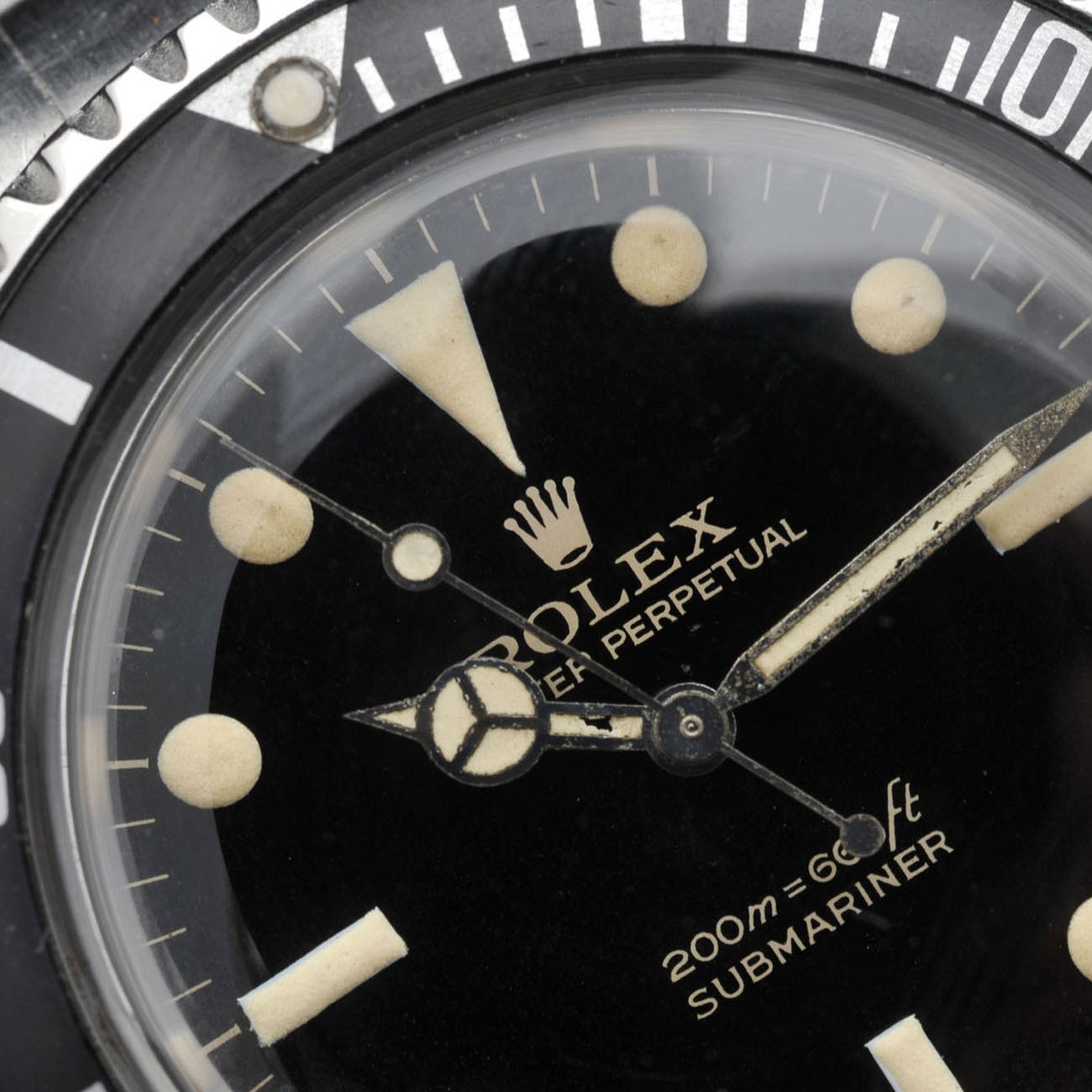 Rolex 5513 Submariner Article at Bulang and Sons - Gilt Dial Bart Simpson