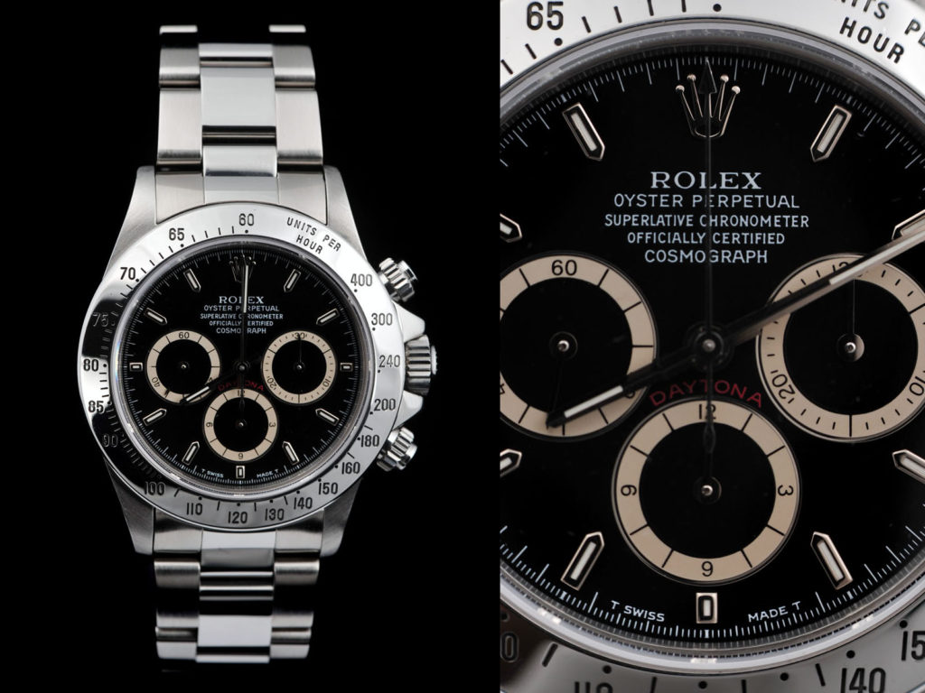 In Depth – The Rolex Zenith Daytona Chronograph ref. 16520 at Bulang and Sons
