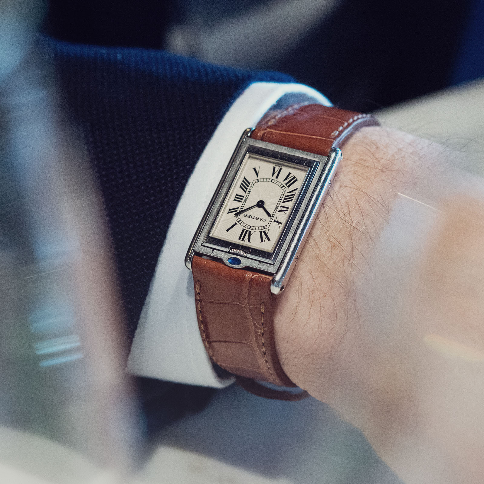 Style-Up - A Smart Wrist Game with some elegant leather watch straps from Bulang and Sons