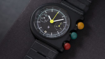Lip Mach 2000 Dark Master Chronograph