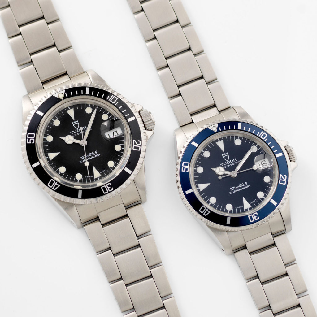 A Father and Son Tudor Submariner Curated Package, Tudor Submariner 79090