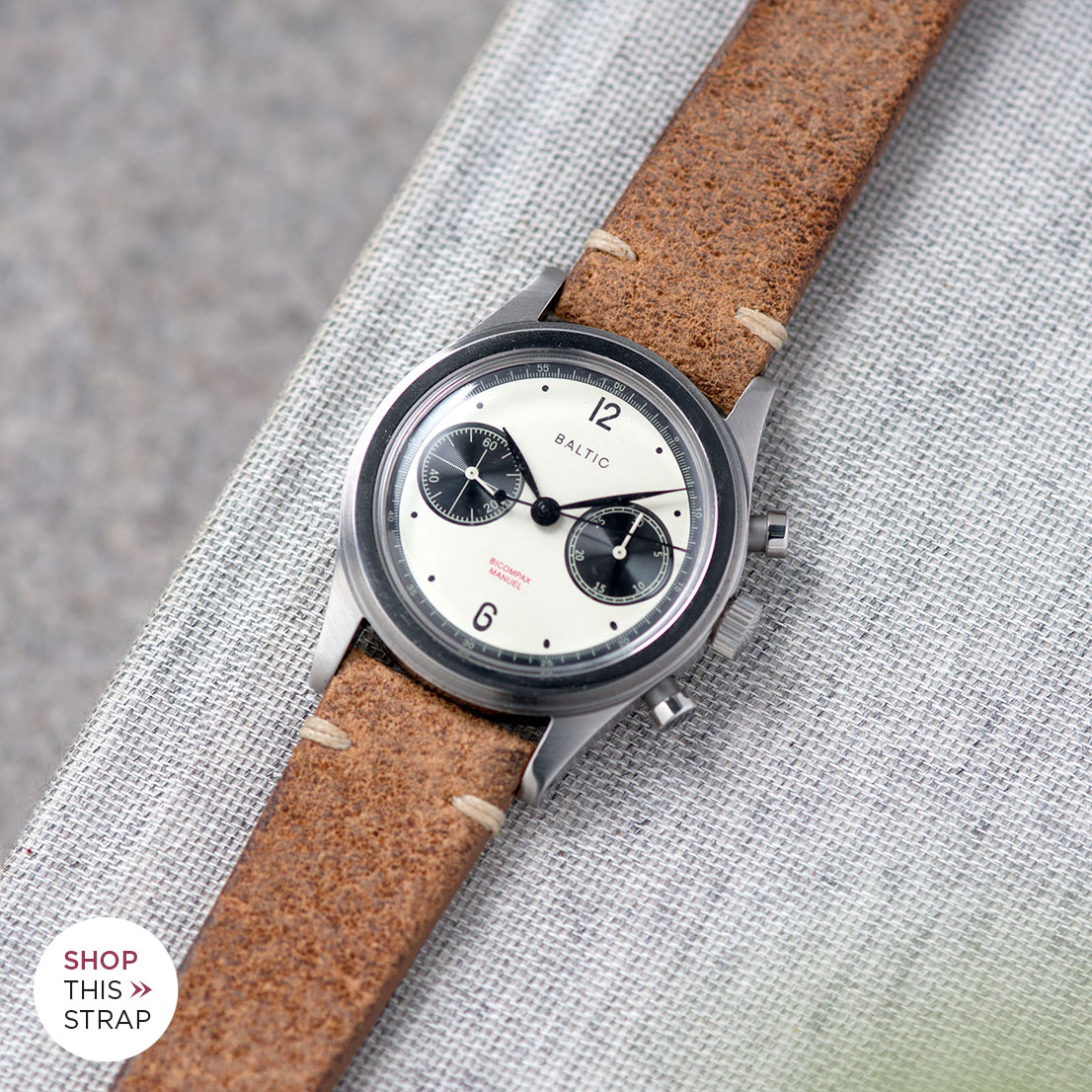 Bulang and Sons Strap Guide Baltic Chronograph Limited Edition