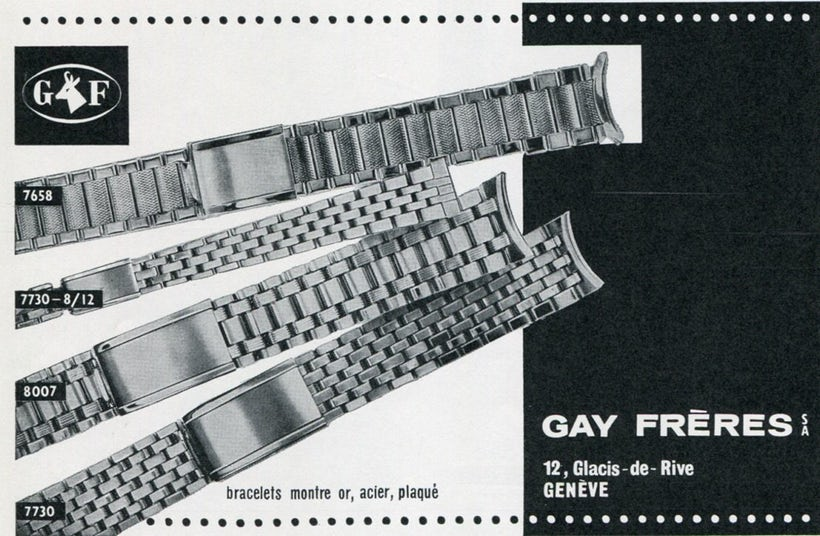 Gay Frères – The Bracelet Brothers at Bulang and Sons