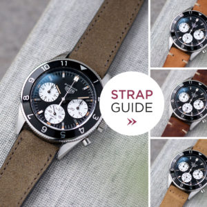 Bulang and Sons Strap Guide Heuer Autavia