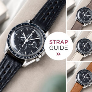 Bulang and Sons Strap Guide Omega Speedmaster Professional