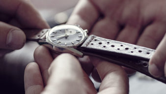 WATCH STRAPS MADE BY PASSION: JEAN PAUL MENICUCCI AND BULANG AND SONS
