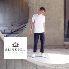 Timeless British Casual Elegance: Sunspel at Bulang and Sons