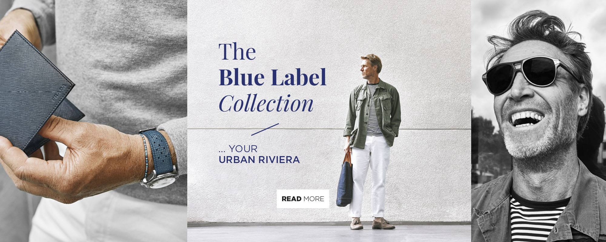 The Blue Label Collection