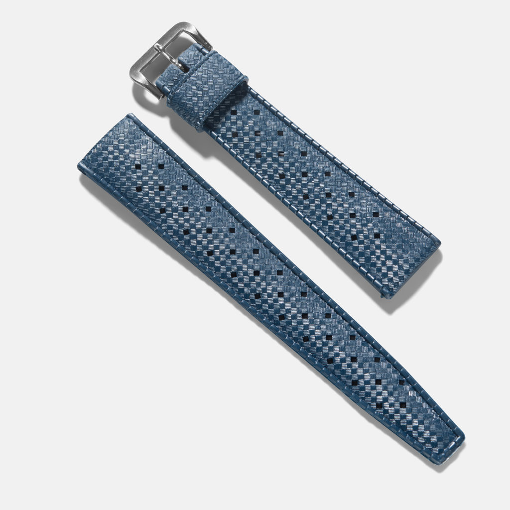 The Tropic Topic – The Iconic Rubber Watch Strap