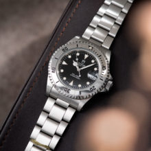Tudor's End Game – The 79190 Submariner