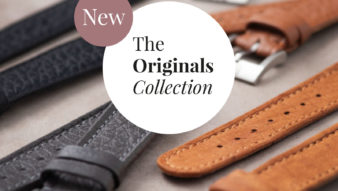THE ORIGINALS WATCH STRAPS: MADE LIKE BACK THEN - WEAR LIKE TODAY. YOUR BEST COMPLIMENT FOR YOUR OMEGA SPEEDMASTER