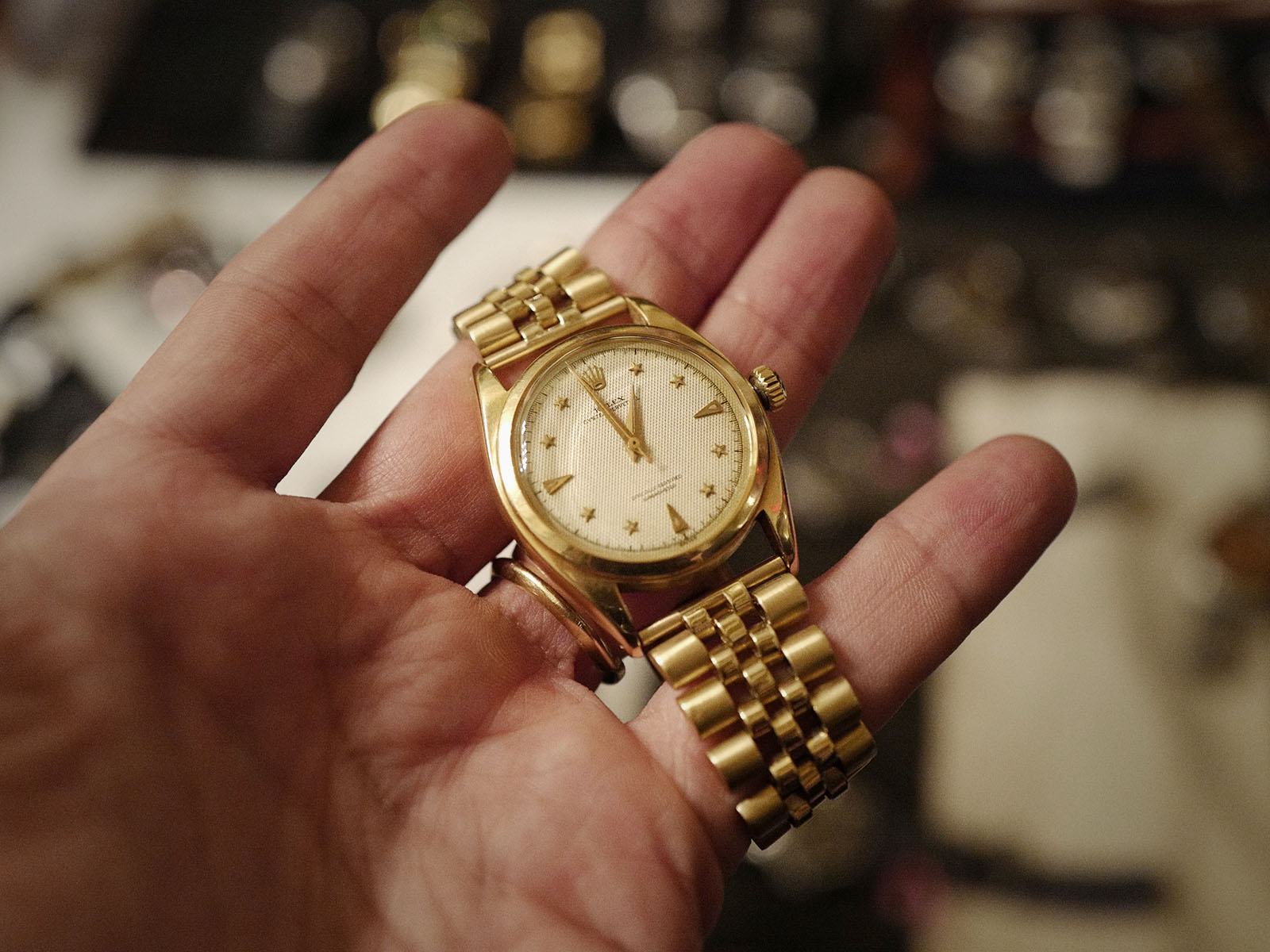 Rolliefest New York - hop on board of this crazy Watch Gathering