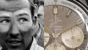 Enicar Sherpa Graph Mk1 Chronograph - Sterling Moss