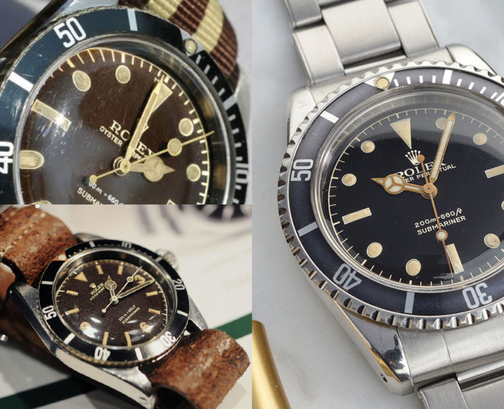 Bernhard Bulang's Valentine's Love for the No-Date Sub… Join us! Rolex 6538, 6200, 5512 Submariner